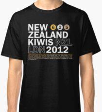 Team New Zealand 2012 Classic T-Shirt