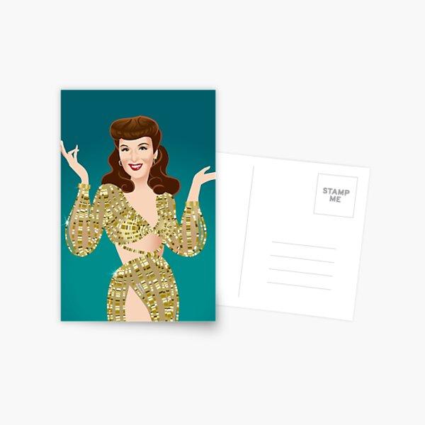 Stany Postcard