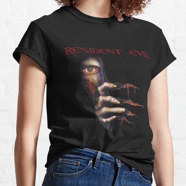 Resident Evil Creepy Eye Camiseta clásica