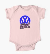 VW Girl One Piece - Short Sleeve