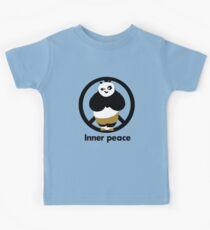 Inner peace shirt Kinder T-Shirt