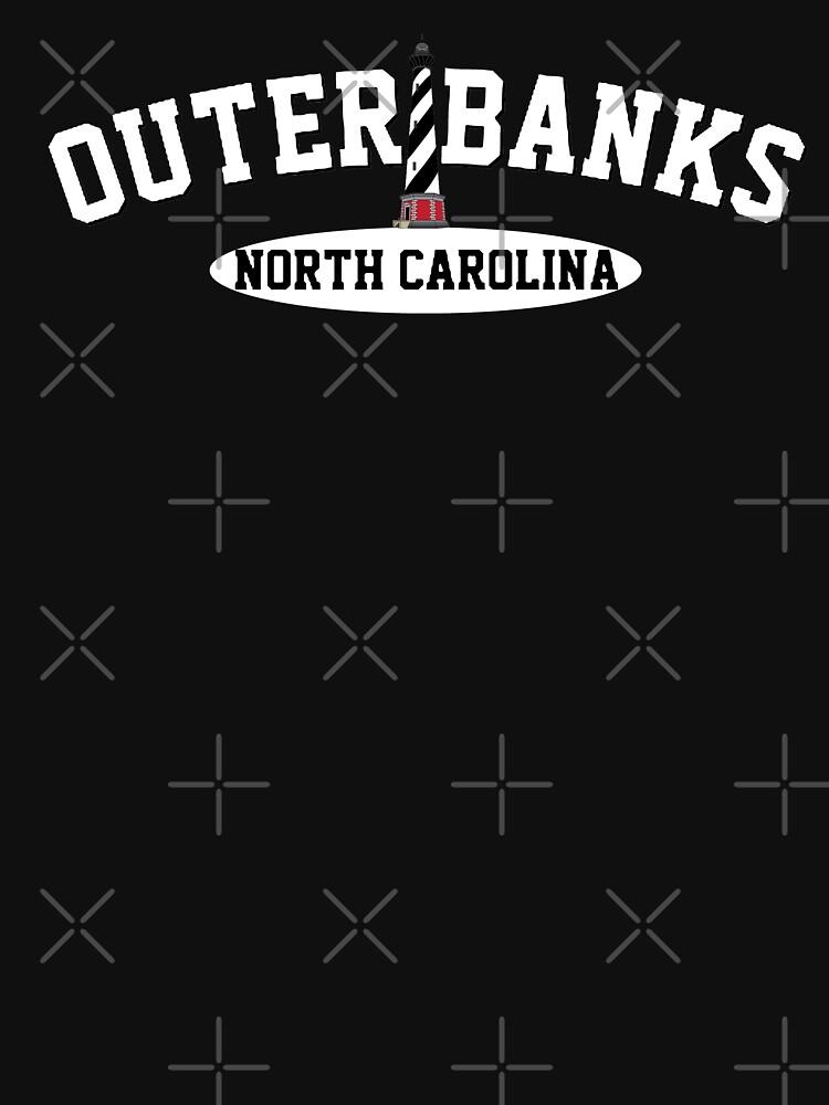 Outer Banks North Carolina by FantasySkyArt