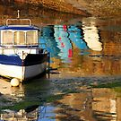 Le Conquet - Brittany colors. by Jean-Luc Rollier