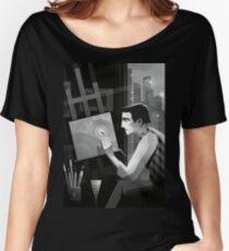 The artist Women's Relaxed Fit T-Shirt