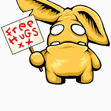 Free Hugs by MrBwasFramed
