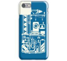 machine iPhone Case/Skin