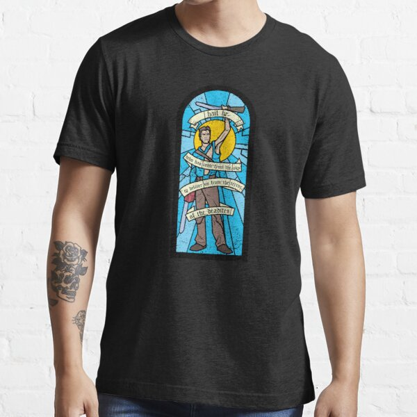 Stained Ash Window Essential T-Shirt