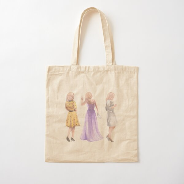 A Streetcar Named Desire Blanche DuBois Gillian Anderson National Theatre Watercolour Painting Cotton Tote Bag