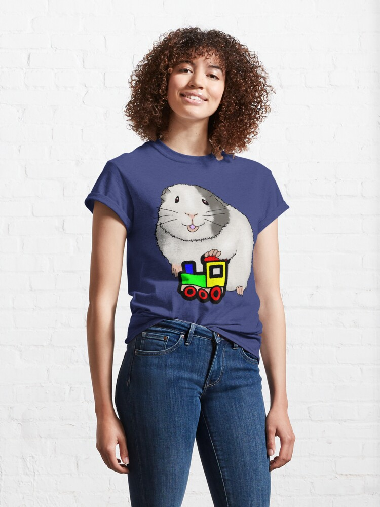 Alternate view of Cavy Train Classic T-Shirt