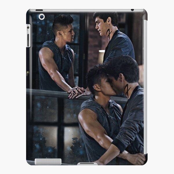 Malec Kiss iPad Snap Case