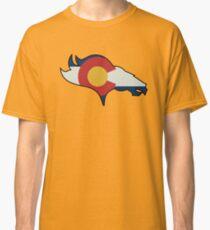 Colorado Flag Design  Classic T-Shirt