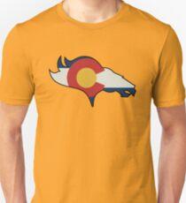 Colorado Flag Design  Unisex T-Shirt