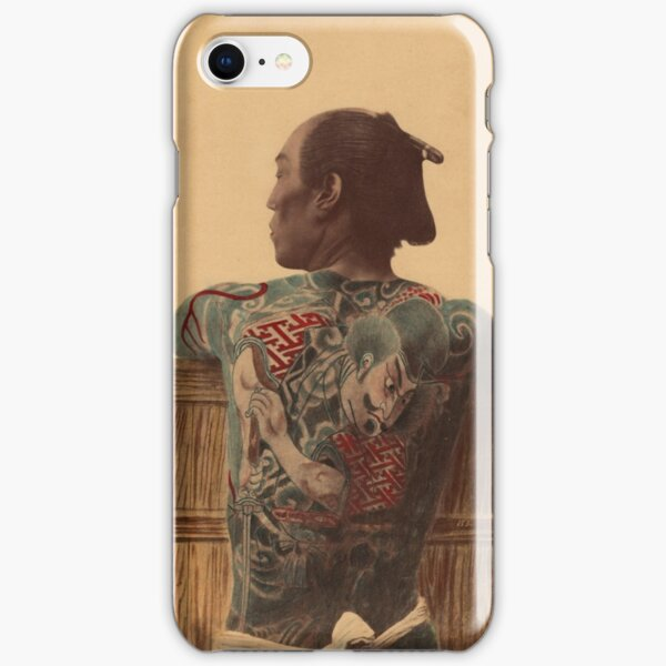 Japanese tattoo iPhone Snap Case