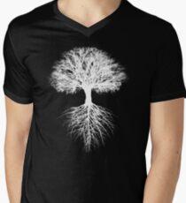 Tree of Life Men's V-Neck T-Shirt