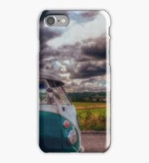 A Break in the Clouds iPhone Case/Skin