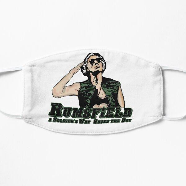 Lt. Mark Rumsfield - the Burbs Flat Mask