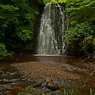 Falling Foss Waterfall, Yorkshire by JMChown
