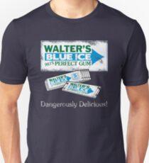 Walter's Blue Ice Gum Unisex T-Shirt