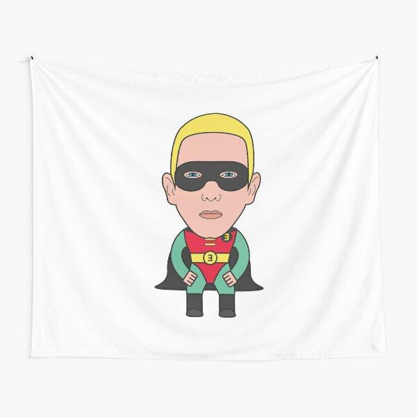 Eminem Superhero Tapestry