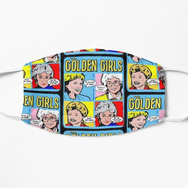 Golden Girls - Thank You For Being A Friend  Flat Mask