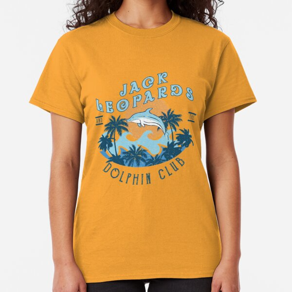Jack Leopards & The Dolphin Club Classic T-Shirt