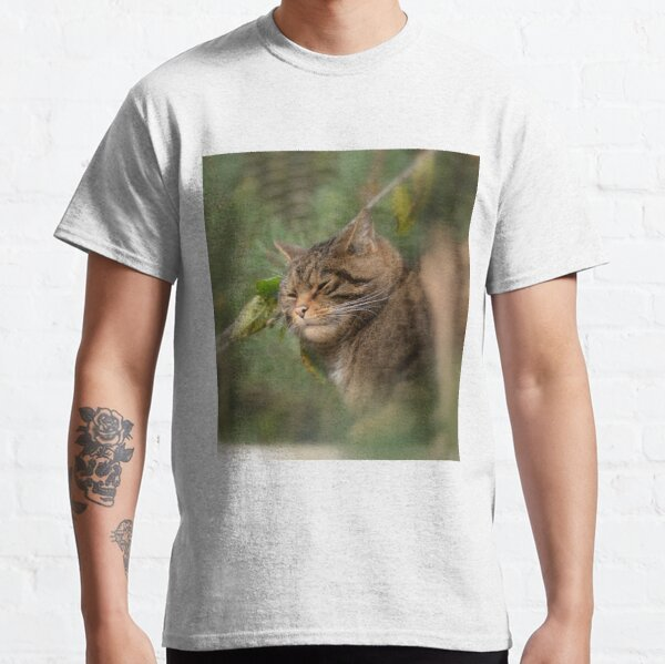 Scottish Wildcat  Classic T-Shirt