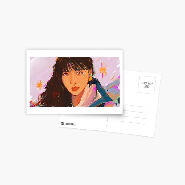 TWICE Momo Fanart Postcard