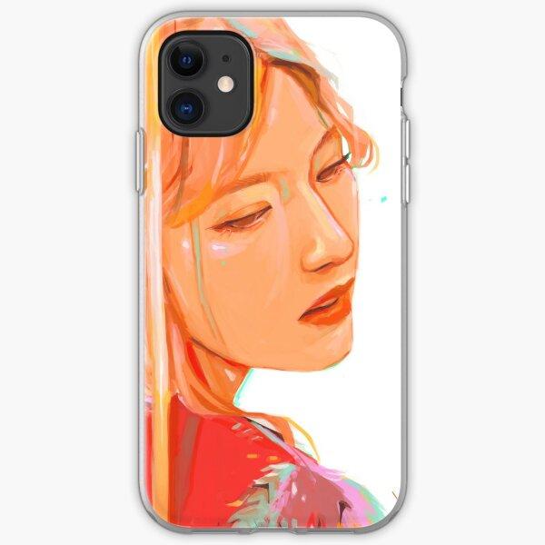 TWICE Sana Fanart iPhone Soft Case