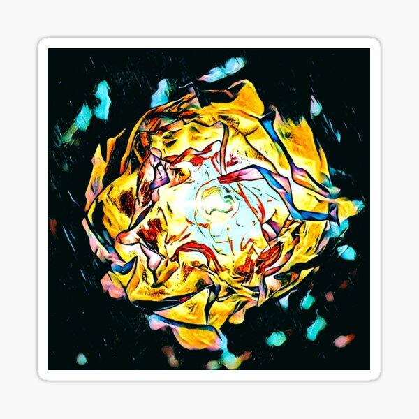 The Living Light (v2) Sticker