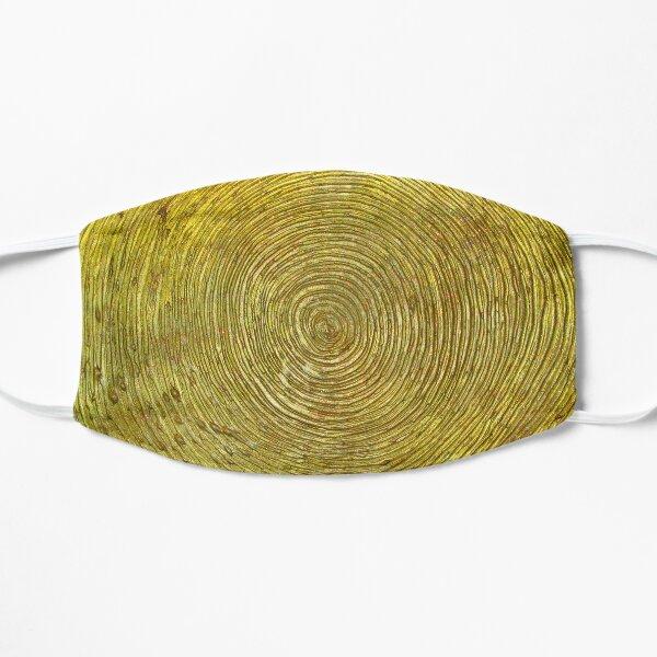 Goldspirale Flache Maske