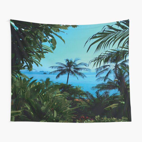PALM ME OFF TO THAILAND ANYTIME Tapestry