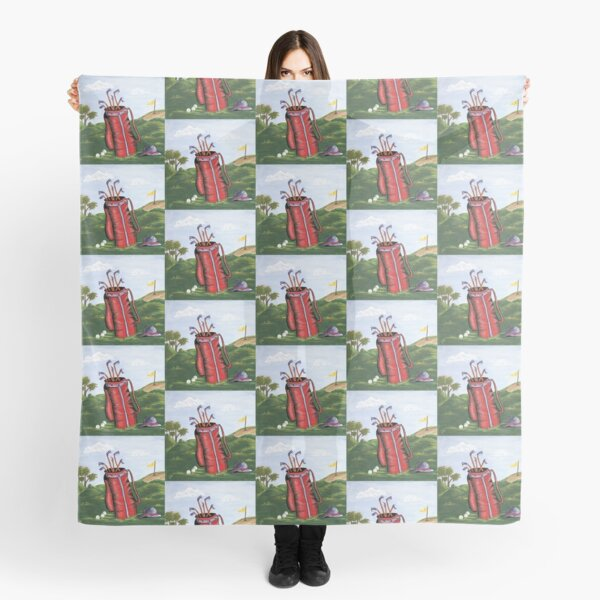 A day of golf Scarf