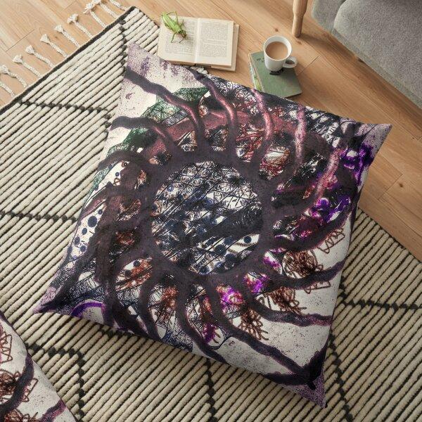 Somehow Quite Sickening  Floor Pillow