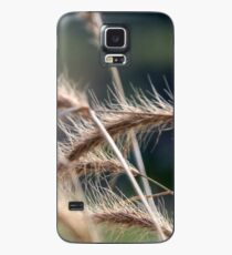 Funda/vinilo para Samsung Galaxy Late Summer Grass