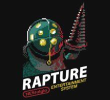 Rapture for NES | Unisex T-Shirt