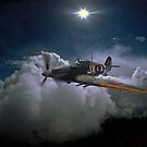 Hawker Hurricane by victor