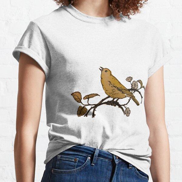 BIRD ON A BRANCH Classic T-Shirt
