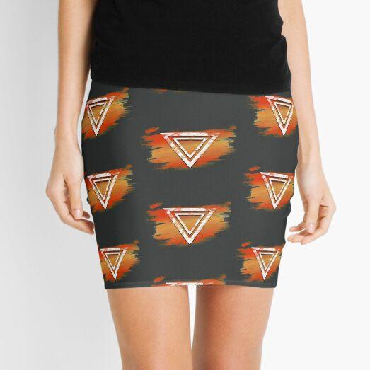 Jamon Paradigm Icon Mini Skirt