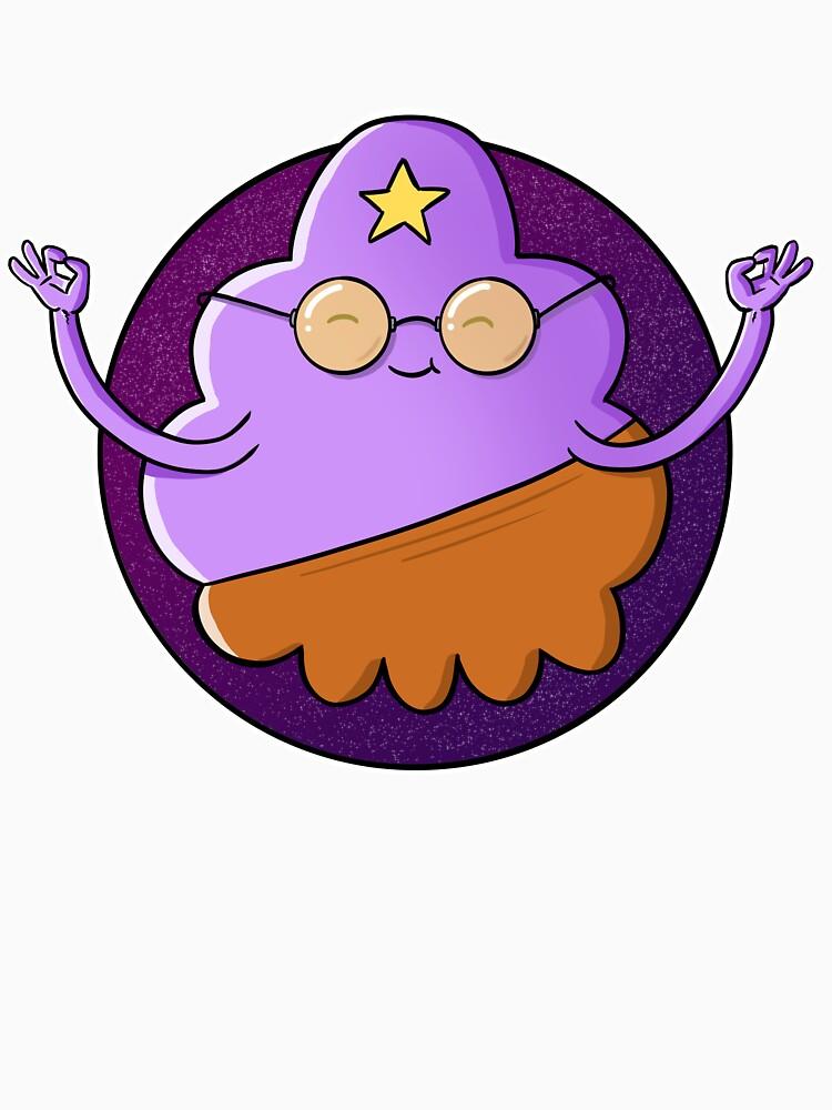 Lumpy Space Princess - Zen Master by stfn