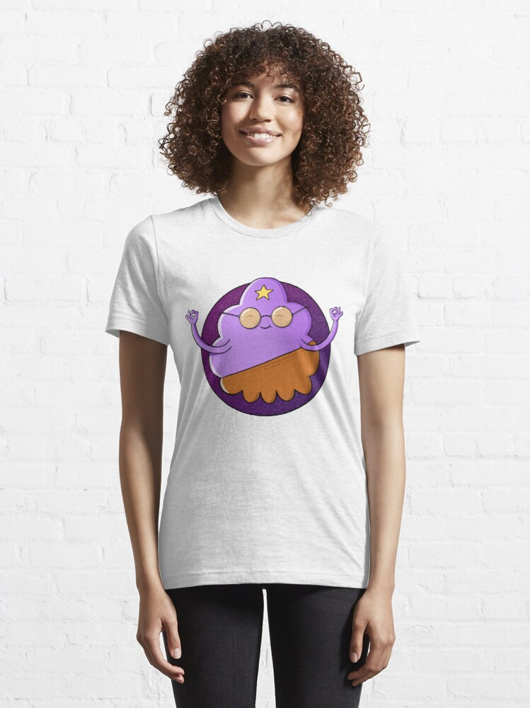 Alternate view of Lumpy Space Princess - Zen Master Essential T-Shirt