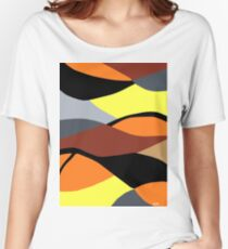 Overlap Women's Relaxed Fit T-Shirt