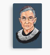 Richterin am Obersten Gerichtshof Ruth Bader Ginsburg Leinwanddruck