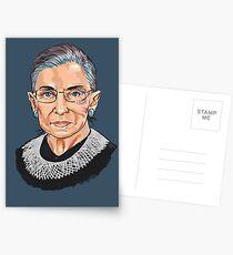 Richterin am Obersten Gerichtshof Ruth Bader Ginsburg Postkarten