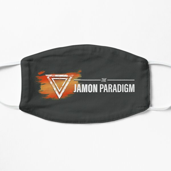 Jamon Long Logo Mask