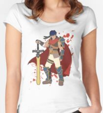 Ike - Super Smash Bros Women's Fitted Scoop T-Shirt