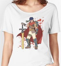 Ike - Super Smash Bros Women's Relaxed Fit T-Shirt