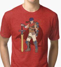 Ike - Super Smash Bros Tri-blend T-Shirt