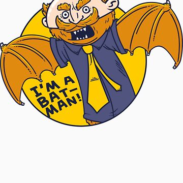 I'm a Bat-man! by BlairJCampbell