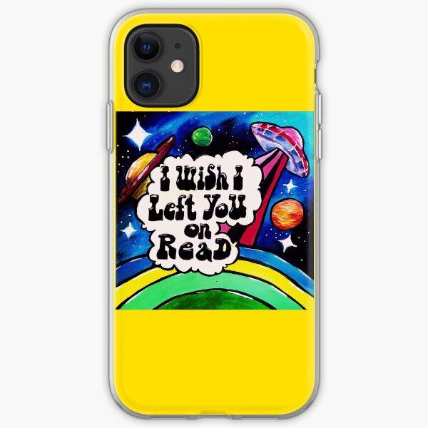 I wish I left you on read iPhone Soft Case