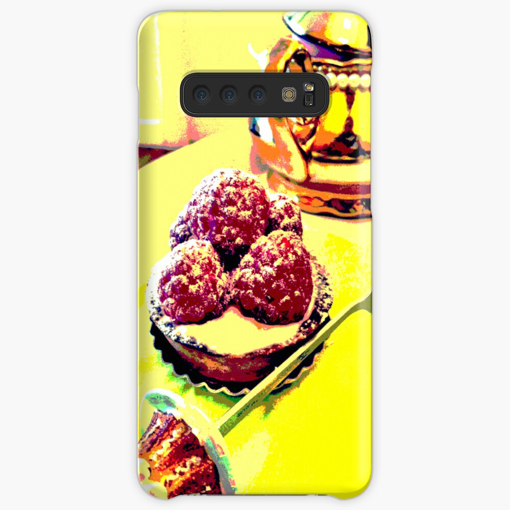 Eat me  Case & Skin for Samsung Galaxy